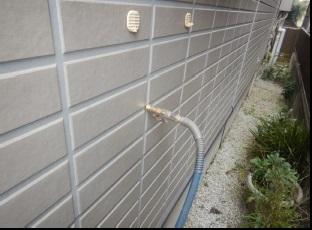 さいたま市岩槻区で防蟻剤を抽入