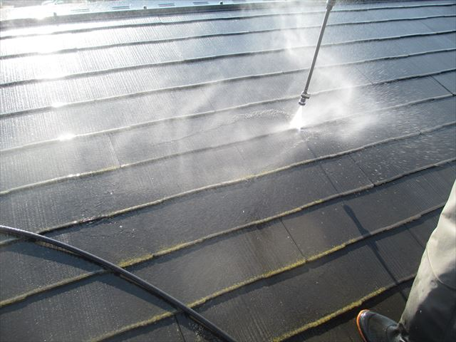 さいたま市 屋根洗浄