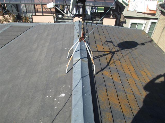 屋根汚れ2