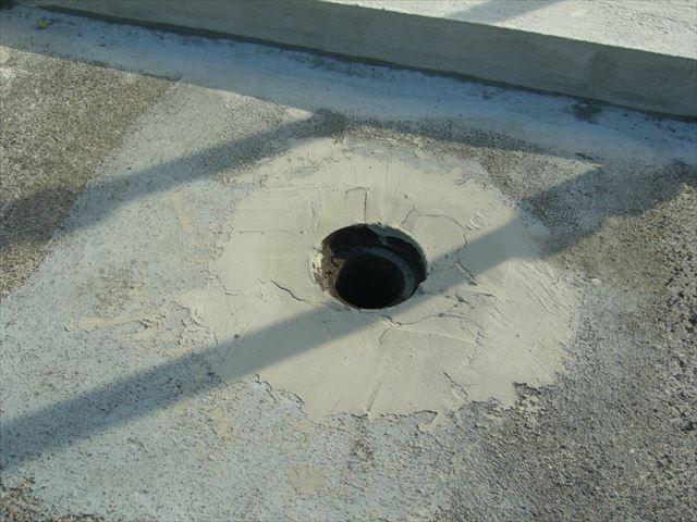 さいたま市北区屋根防水工事サラセーヌAV工法