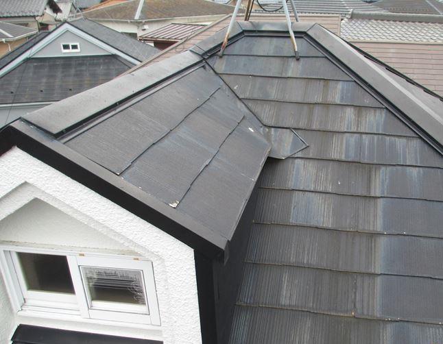 蓮田市の屋根塗装前無料点検