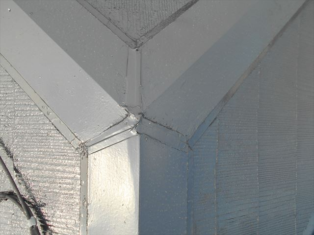 スレート瓦塗装済