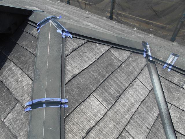 屋根洗浄補修