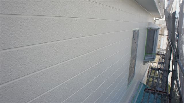 サイディング壁仕上げ塗4