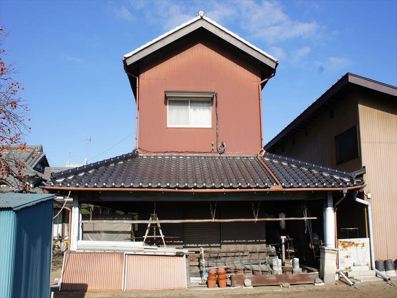 二階建て倉庫2