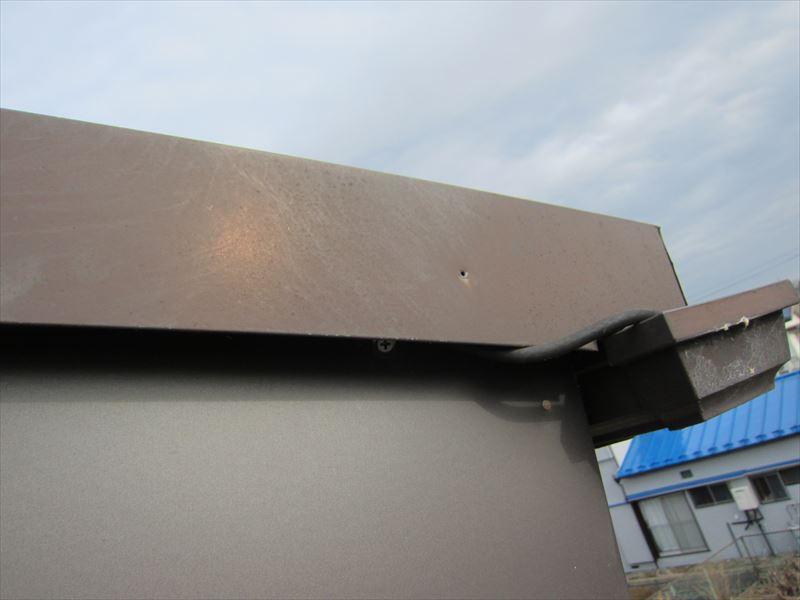 屋根補修ヵ所3