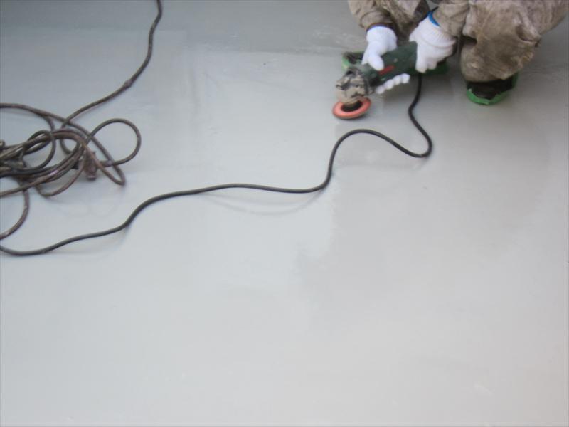 FRP防水施工8