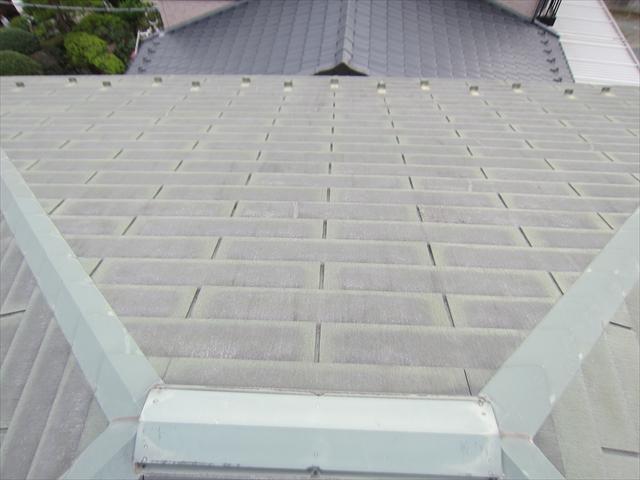 スレート瓦屋根補修