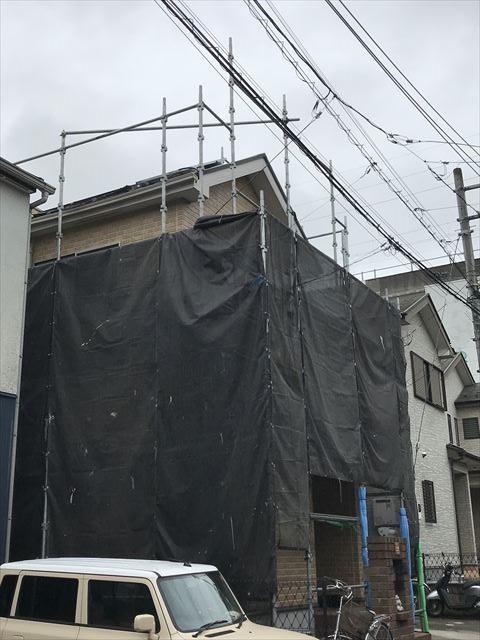 台風準備6