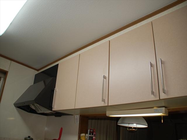 キッチン清掃1