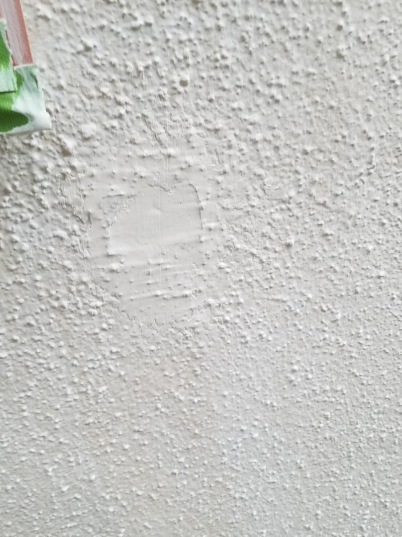 壁部分補修