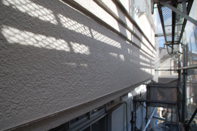 南面外壁塗装