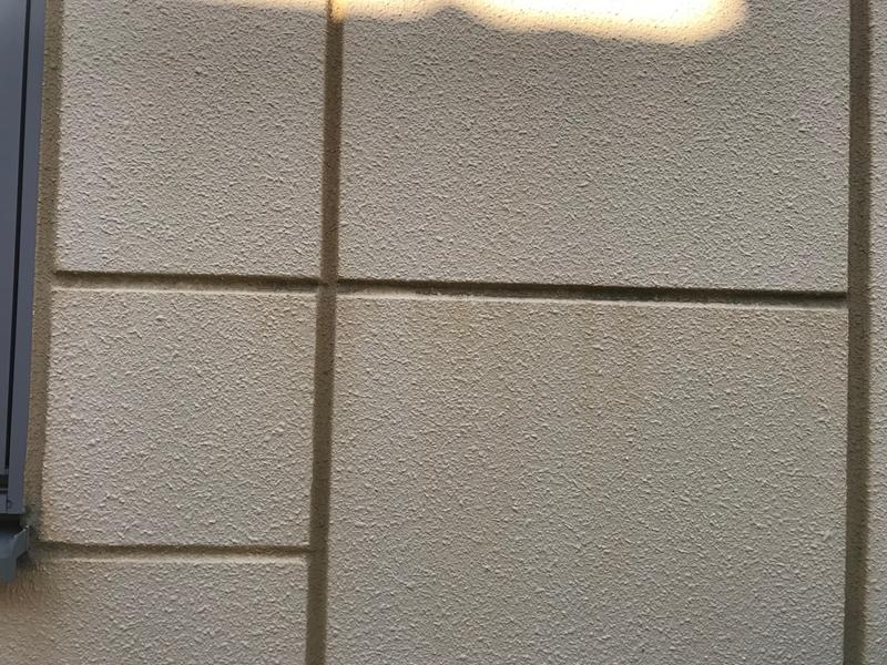 ALC外壁目地