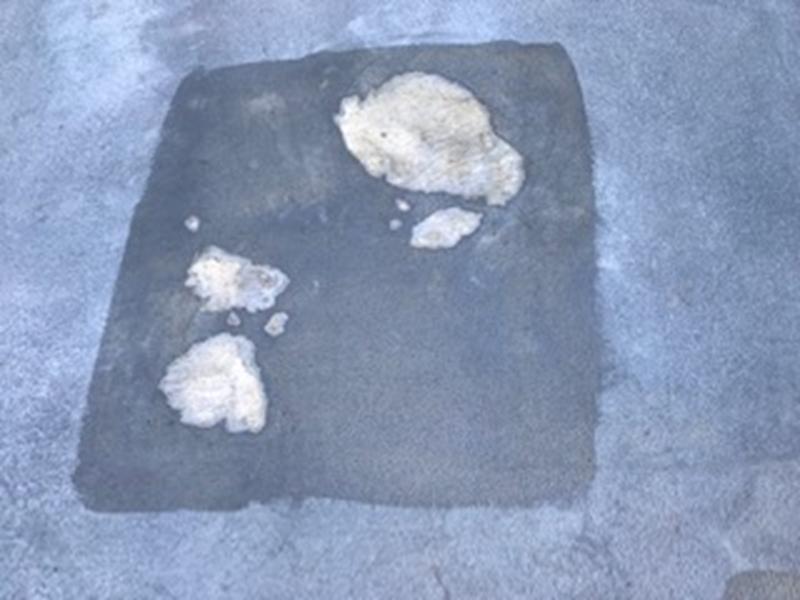 床防水補修下塗り