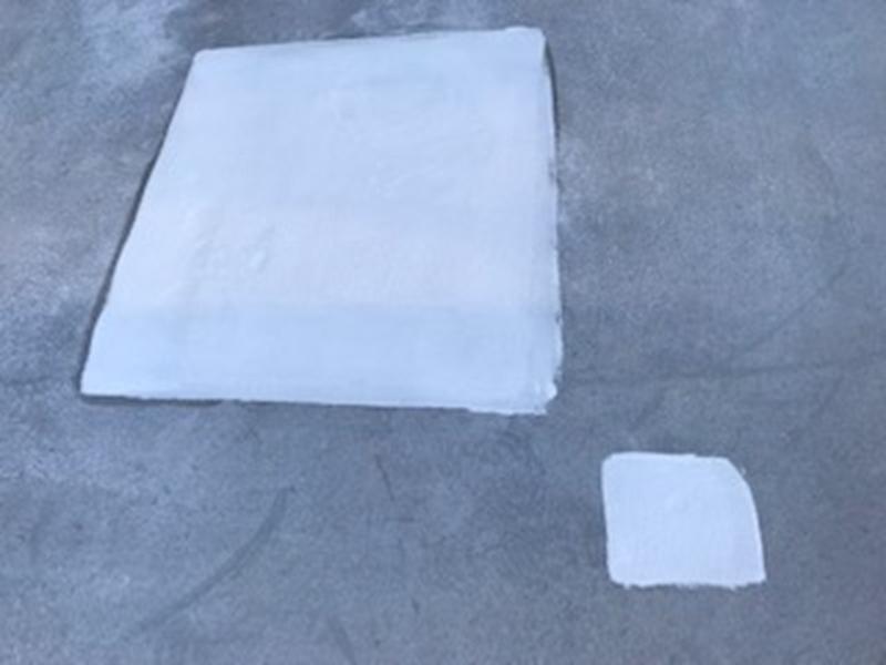 床防水補修上塗り