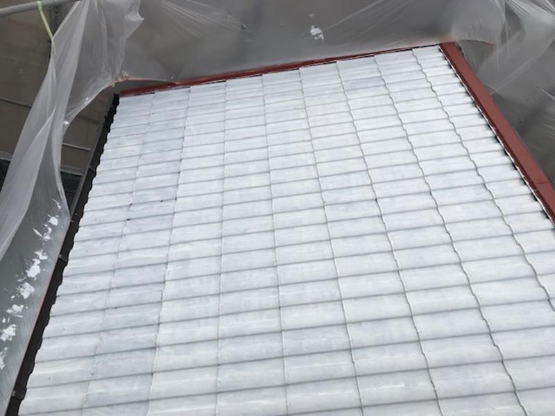 屋根遮熱用下塗り