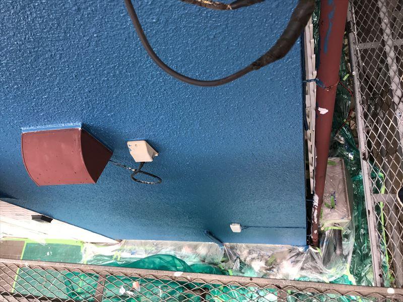 仕上げ塗り、外壁