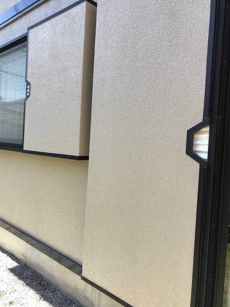 さいたま市北区屋根・外壁塗装後