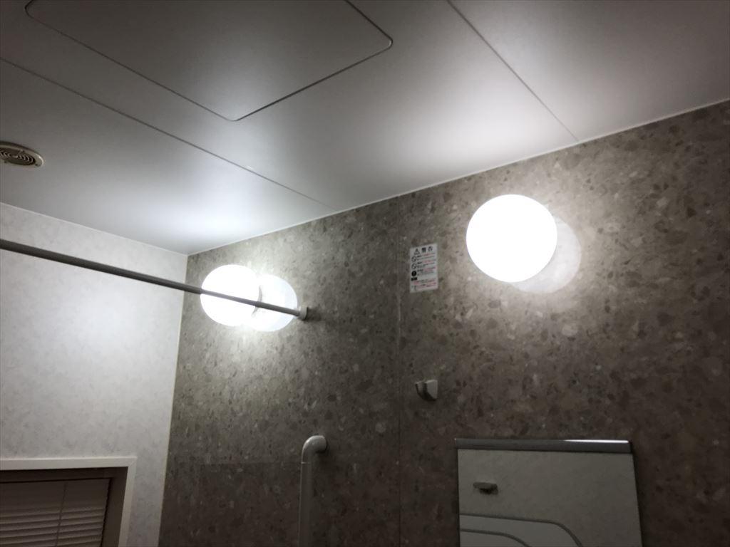 さいたま市見沼区浴室光触媒コーティングの3年後