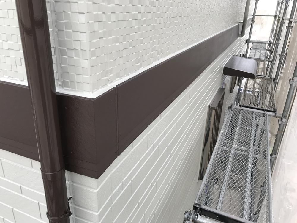 上尾市外壁塗装後