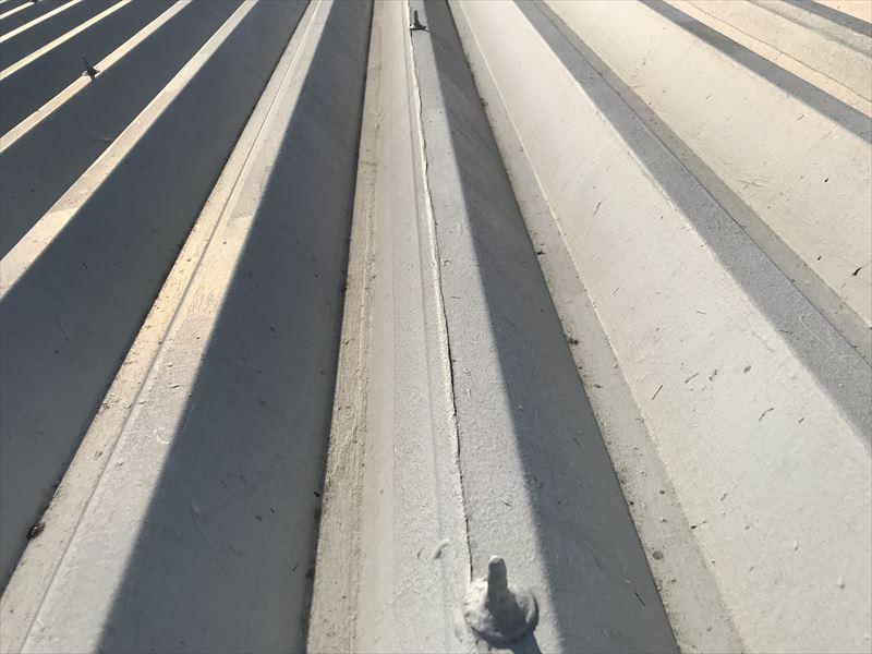 折半屋根ソントラテープ