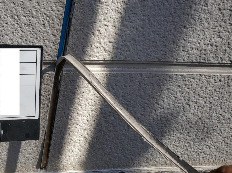 上尾市の外壁塗装 シーリング目地他のメンテナンスを超耐久性オートンイクシードで行いました