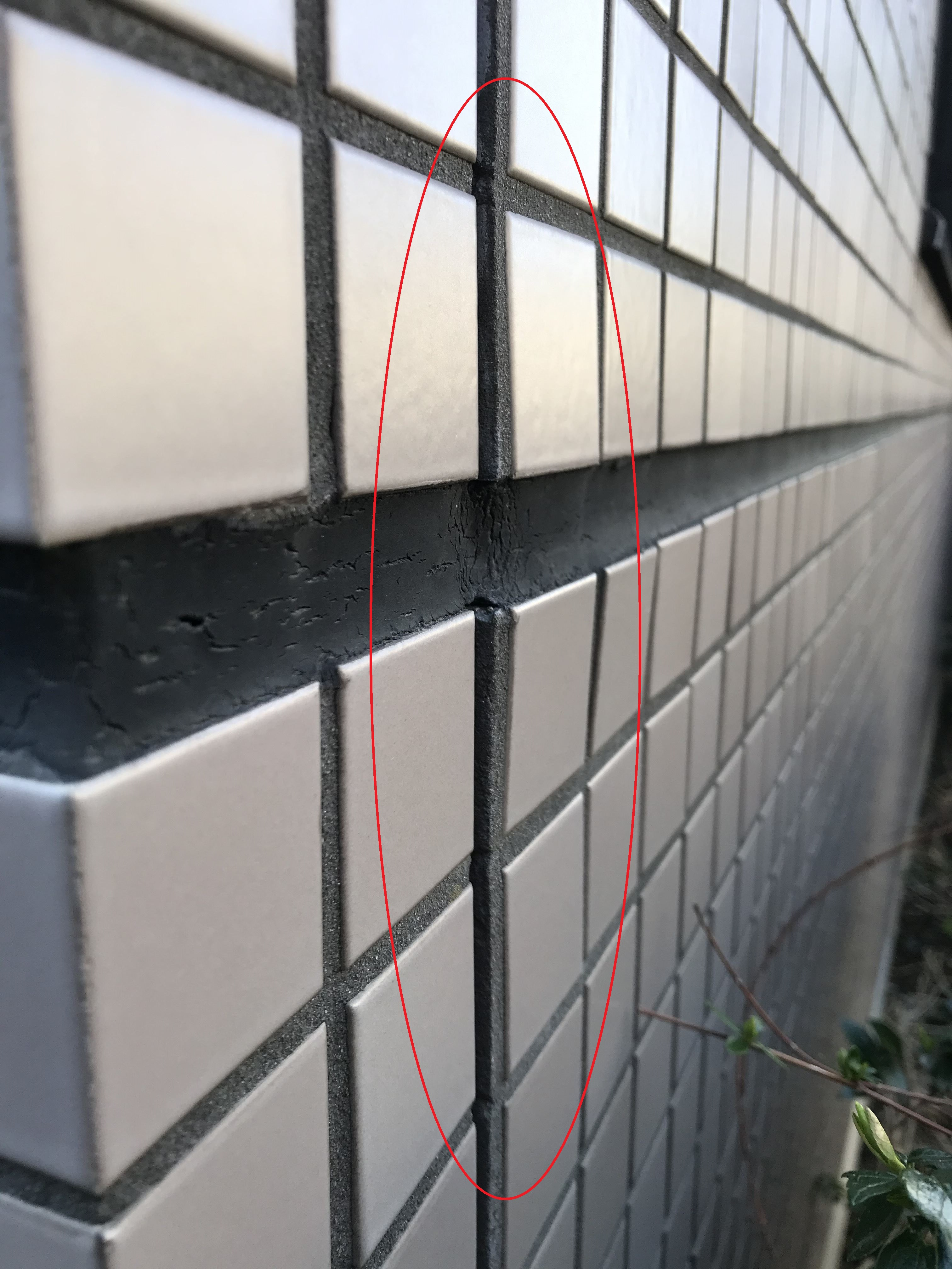 さいたま市北区マンション外壁タイルの劣化による浮き