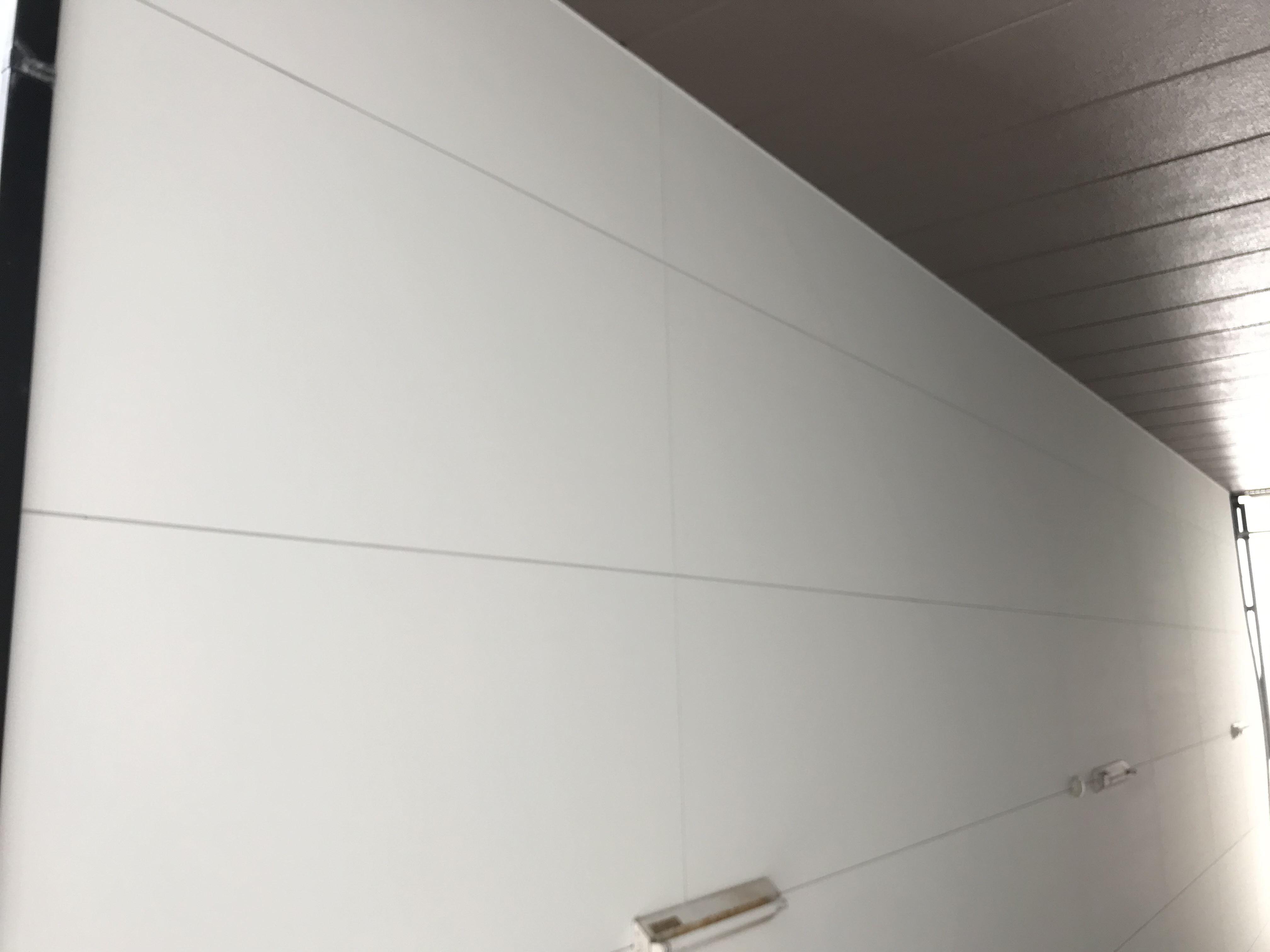 さいたま市北区マンション外壁塗装1F天井