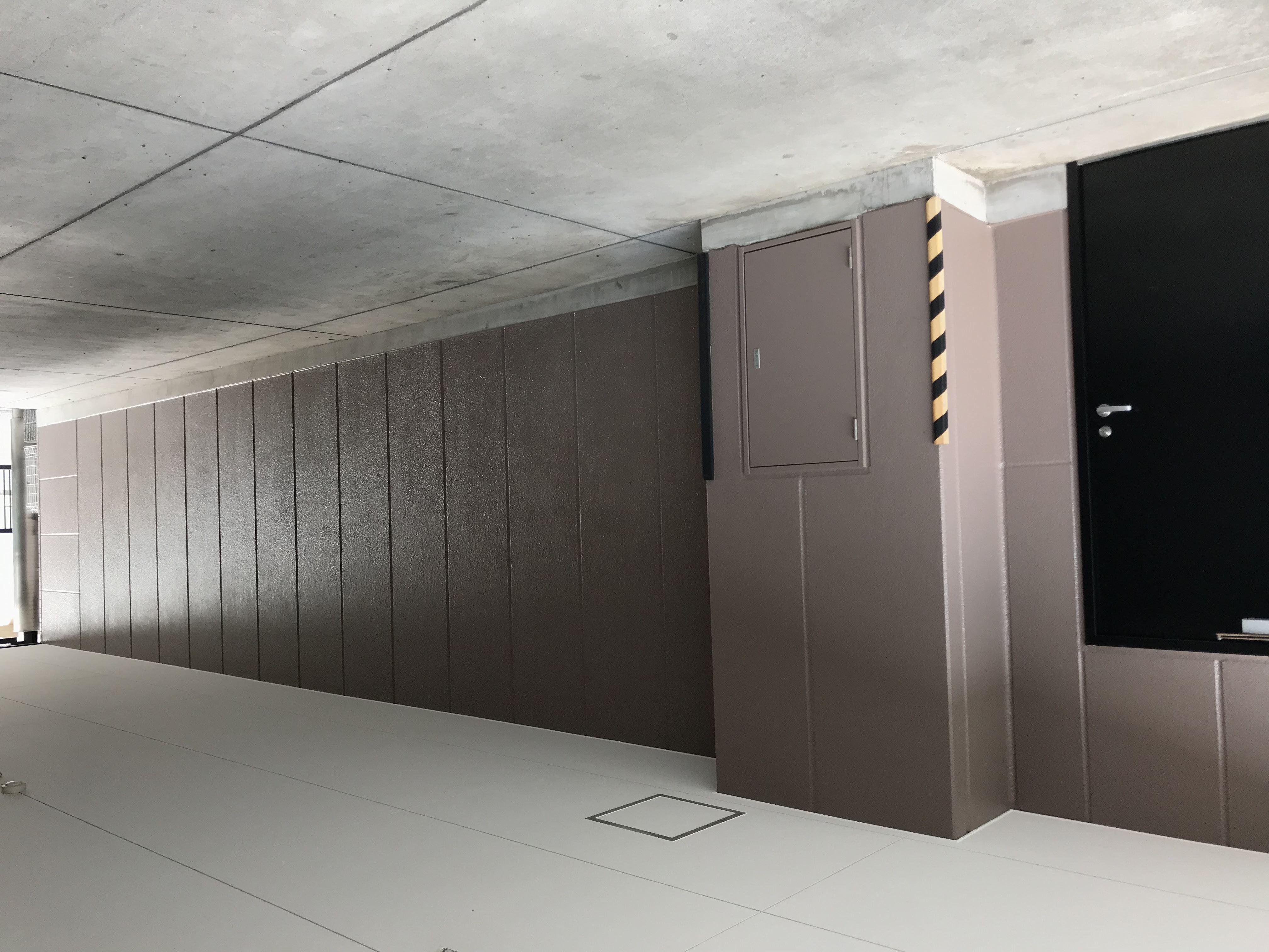 さいたま市北区マンション外壁塗装1F