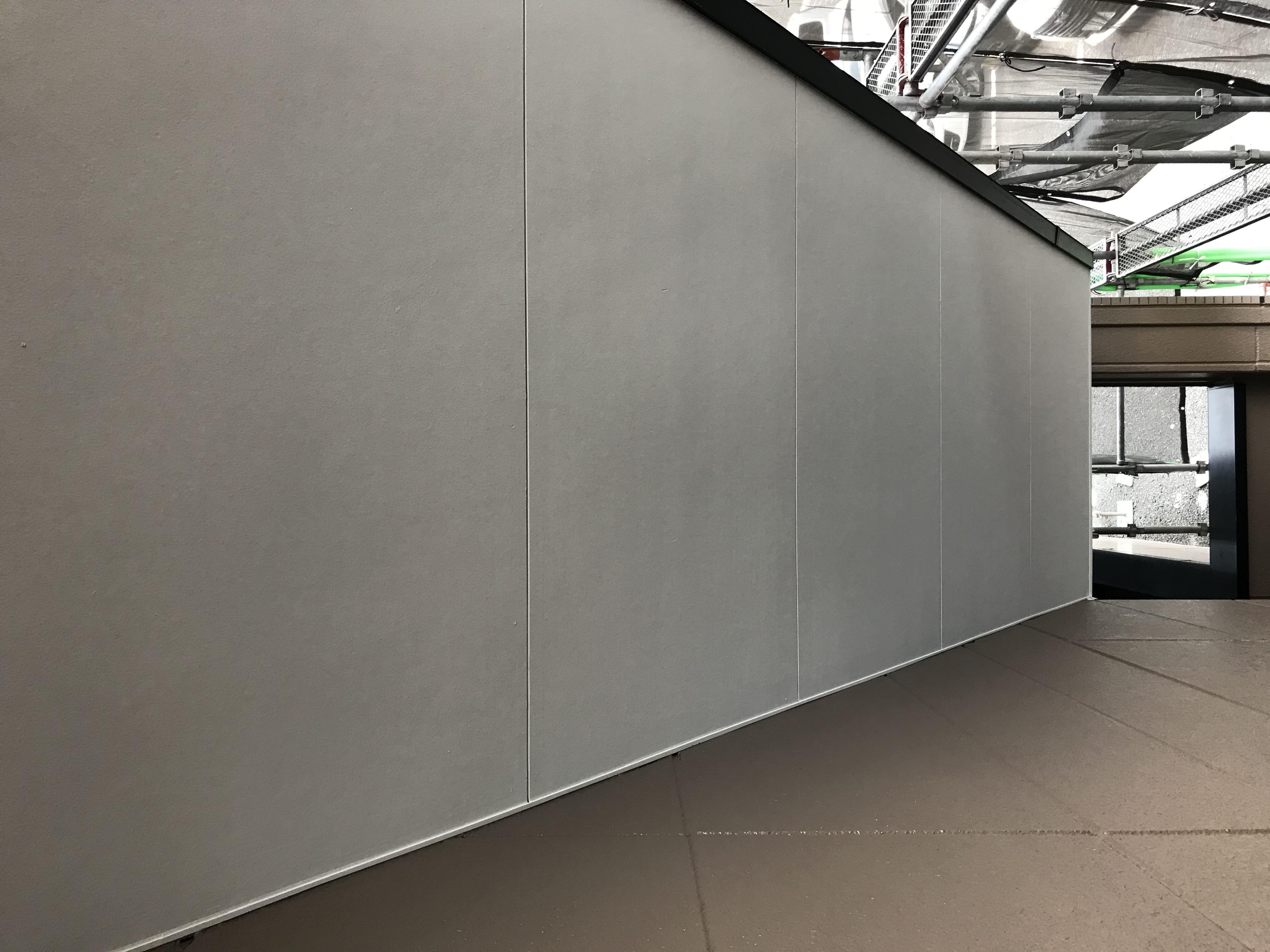 さいたま市北区マンション外壁塗装1Fから2Fの天井