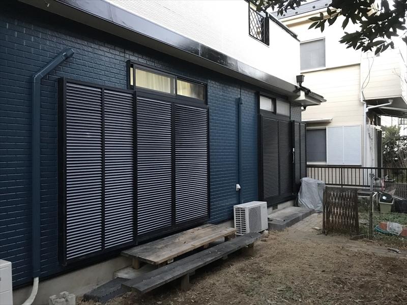 伊奈町賃貸一軒家屋根塗装・外壁塗装・完了後写真3