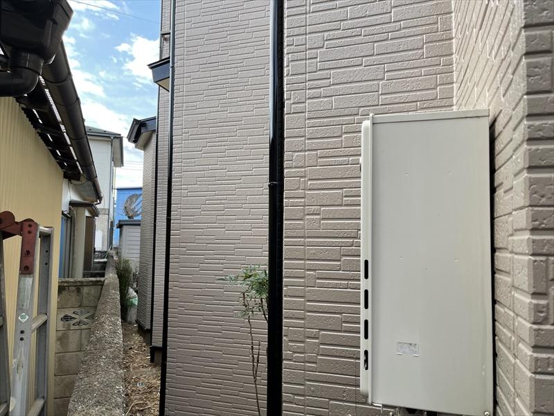 伊奈町外壁塗装工事完了後写真