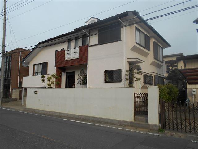 蓮田市 塗装完成外壁・屋根