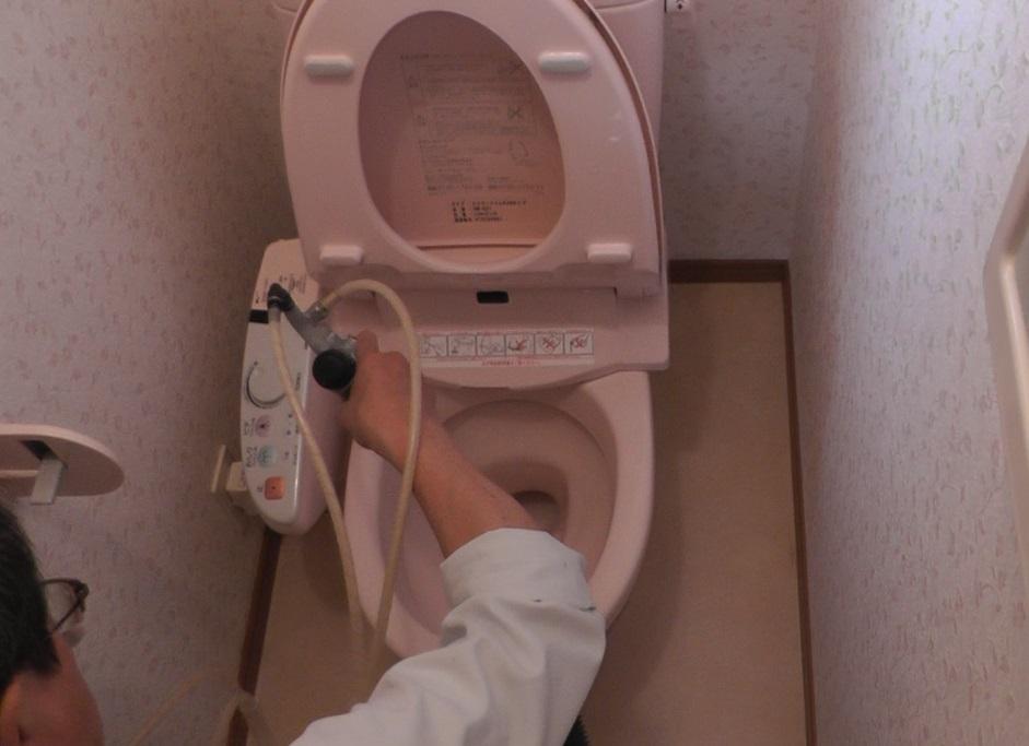 光触媒トイレ4