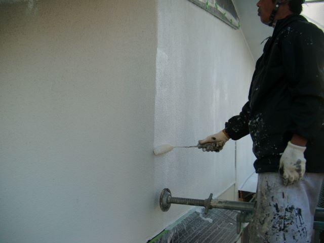外壁下塗りT様