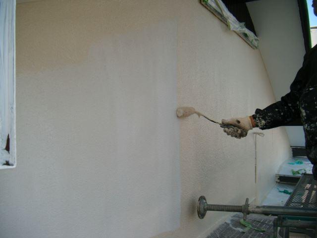 外壁中塗りT様