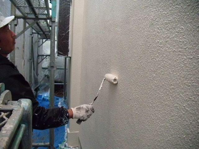 外壁上塗りT様