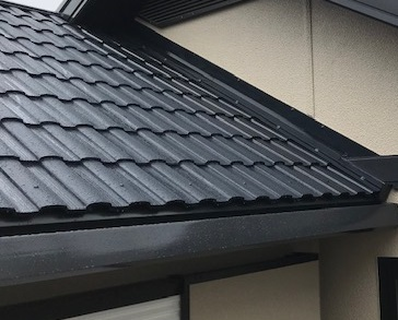 塗装後の屋根外壁