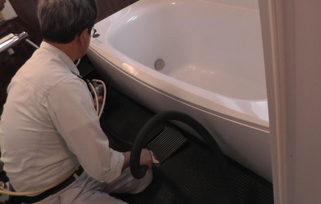 光触媒バスルーム3