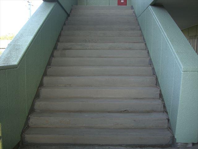 上尾市 階段補修